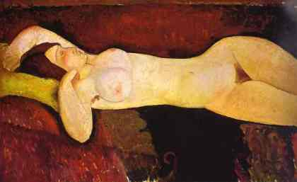 Amedeo Modigliani - Le Grand Nu